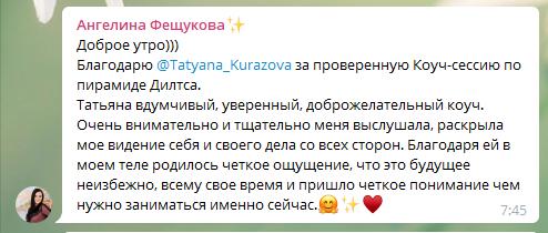 Ангелина Фещукова
