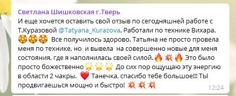 Светлана Шишковская